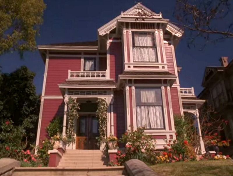 Charmed Halliwell Manor Filming Location