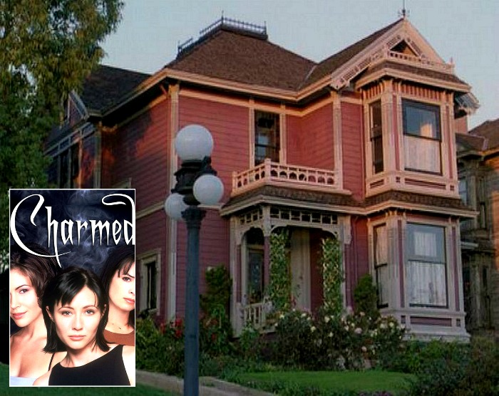 Charmed Halliwell Manor on WB TV series