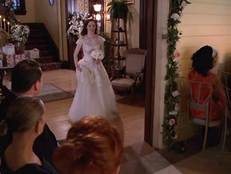 Charmed wedding Season 8