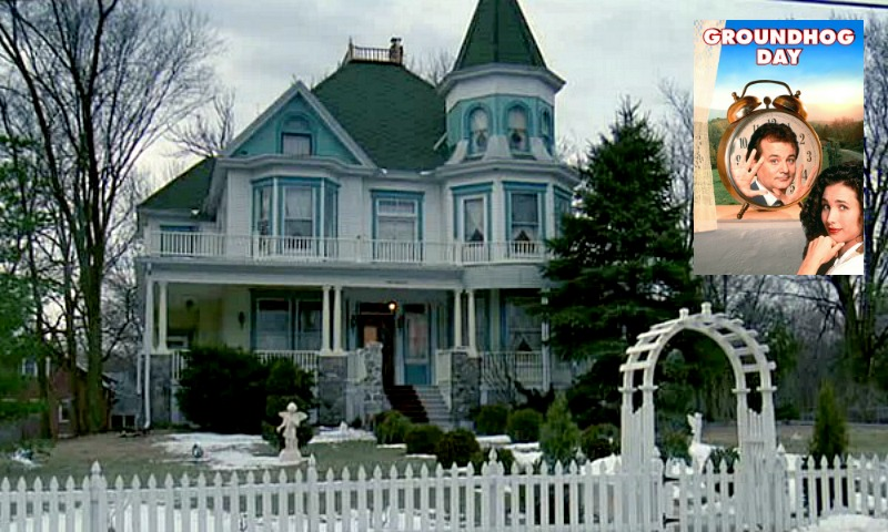 Groundhog Day Movie Cherry Street Inn featured