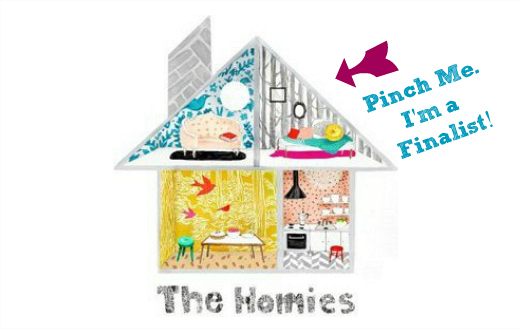 Hooked on Houses Homies Award Finalist