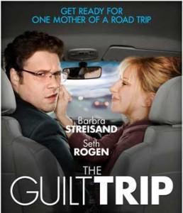 The Guilt Trip Barbra Streisand Seth Rogen movie