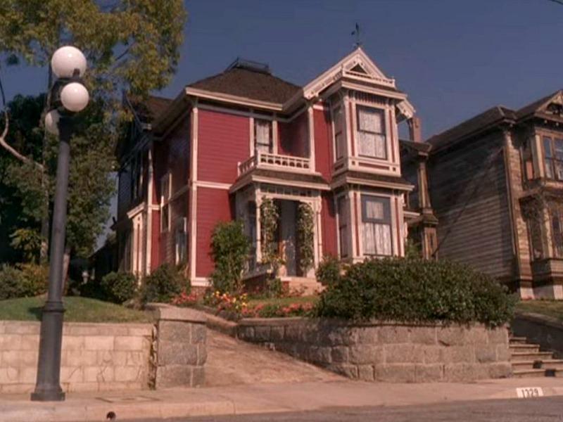 The Innes House 1329 Carroll Ave Los Angeles
