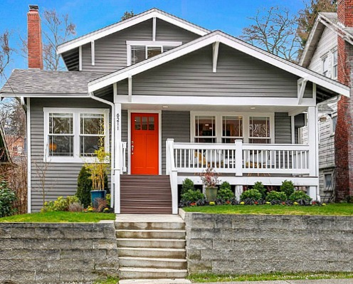 6211 Ravenna NE Seattle Craftsman for Sale