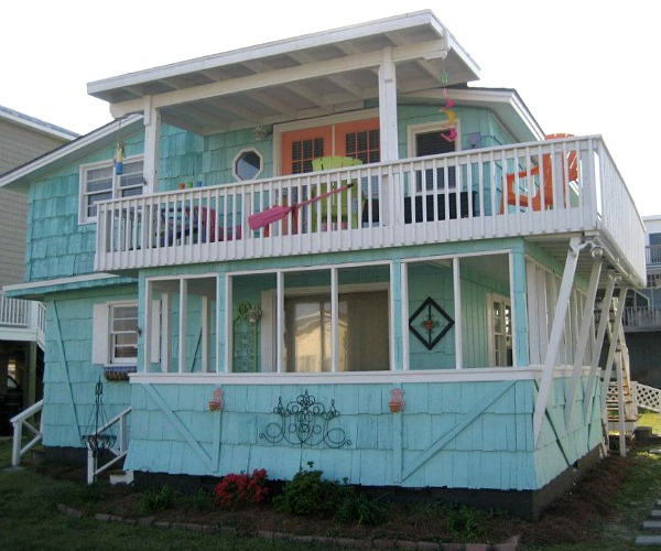 Latitude Adjustment Beach House rental in NC