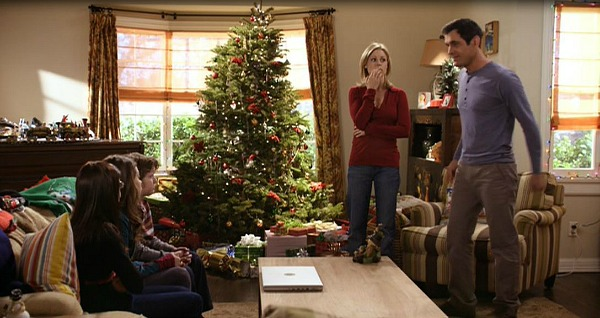 Modern Family Dunphy house Undeck the Halls ep