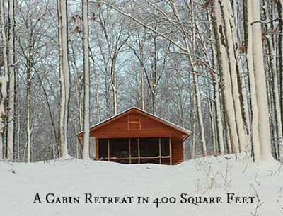 This Small Cabin Was Designed With One Big Difference