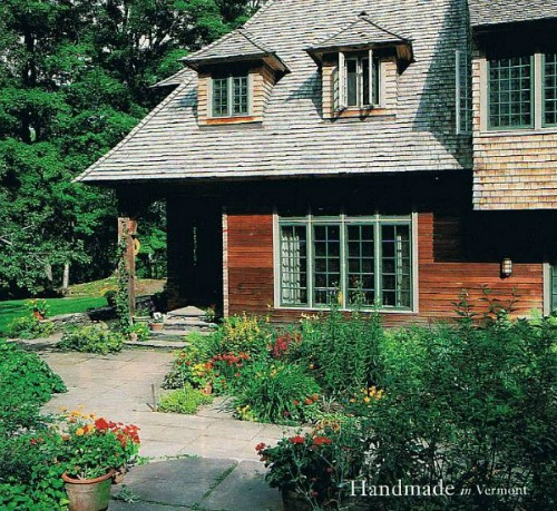 Vermont Cottage in Better Homes and Gardens