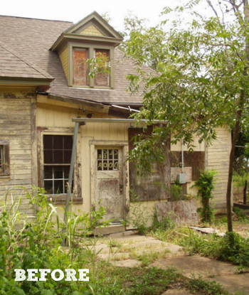 Restoring A Painted Queen Anne Cottage In Austin Hooked