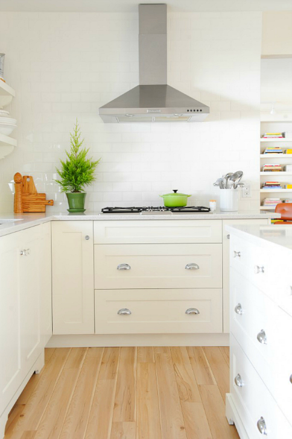 Maria Killam's kitchen makeover AFTER