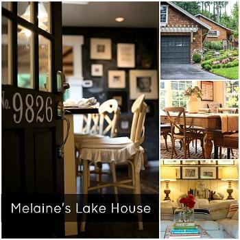 My Sweet Savannah Melaine's Lake House tour