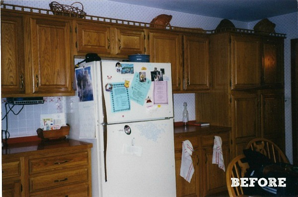Renita's kitchen BEFORE