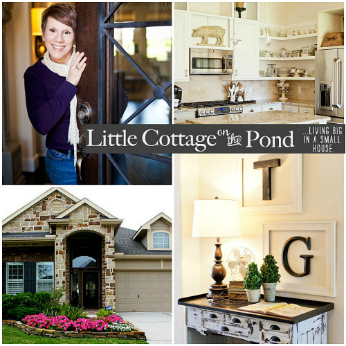 Tricia's Little Cottage on the Pond in Texas
