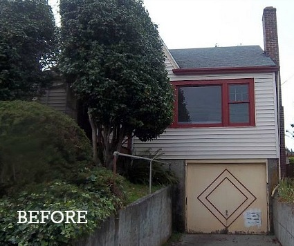Giving A Neglected Craftsman Bungalow New Curb Appeal