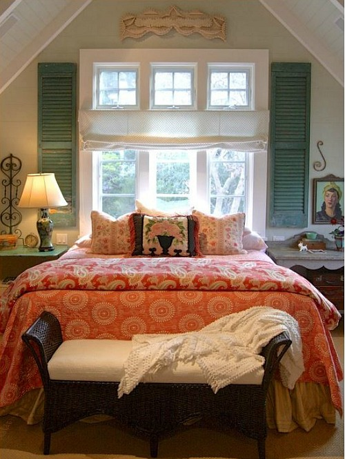 Creating Happy Rooms A Colorful Farmhouse In The City