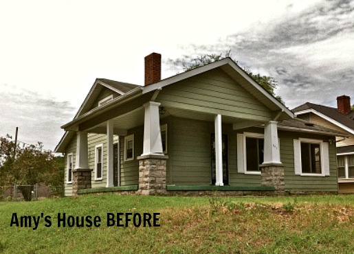 Amy's 1940s Bungalow Before Reno Gather & Build