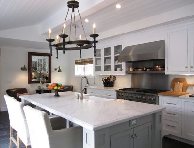 Mary Ann's Beach Bungalow Makeover in BH&G