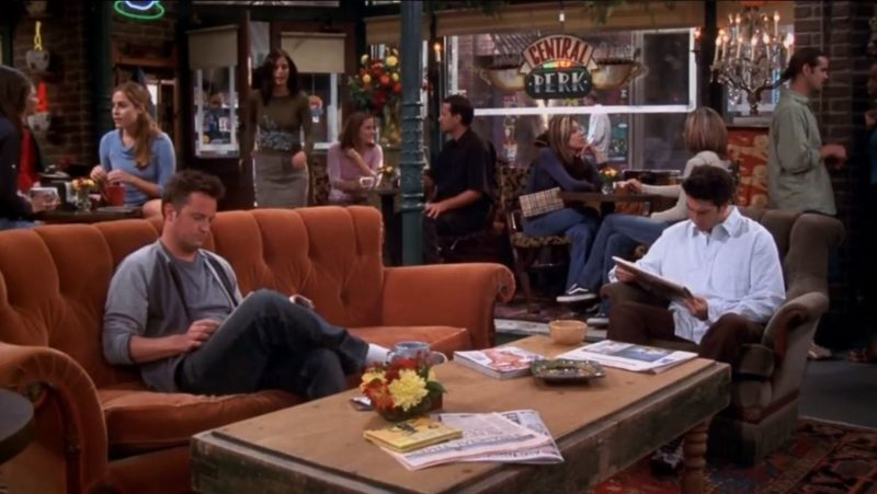 Central Perk on Friends