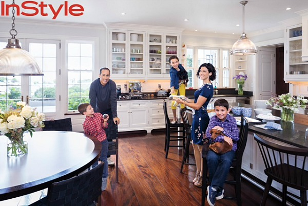 Jerry and Jessica Seinfeld's Hamptons House InStyle