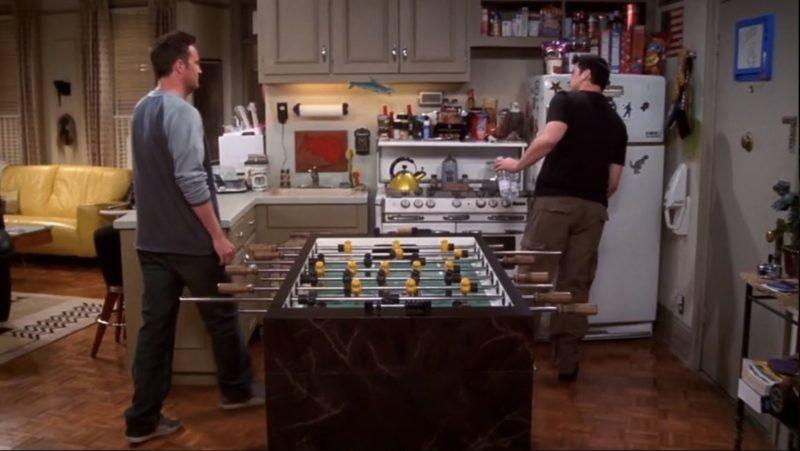 Joey's apartment kitchen