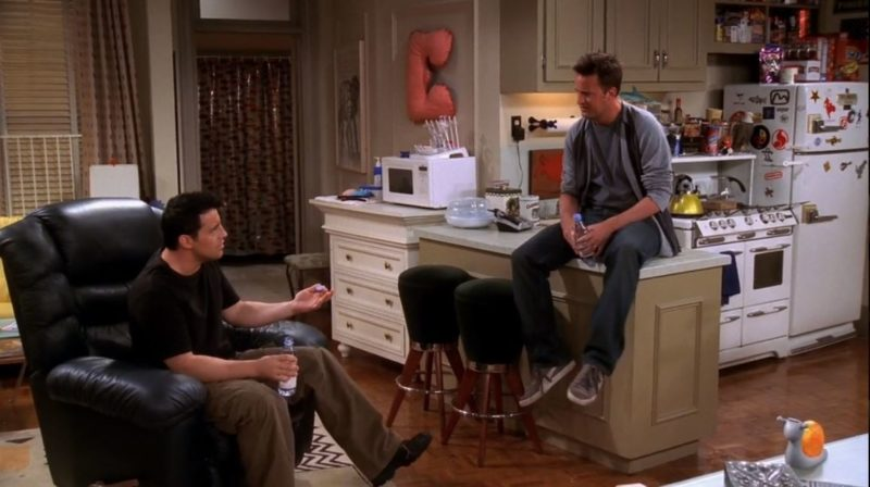Joey's apartment on Friends