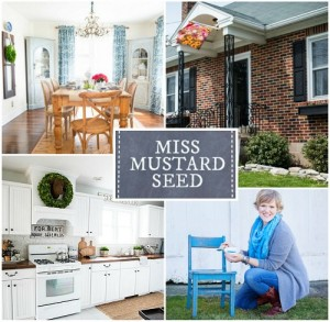 Miss Mustard Seed Blogger Marian Selling Pennsylvania Home | hookedonhouses.net