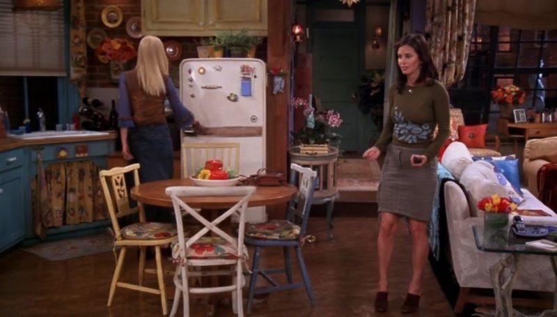 Monica's kitchen on Friends