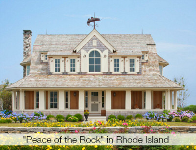 A Summer Home on the South Coast of Rhode Island