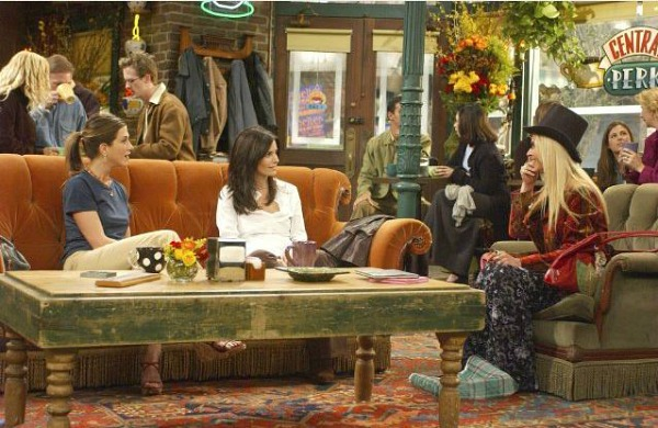 "Central Perk on ""Friends"" 