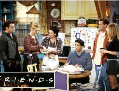 The Sets on the Sitcom Friends