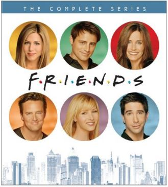 Friends Complete Boxed Set DVD