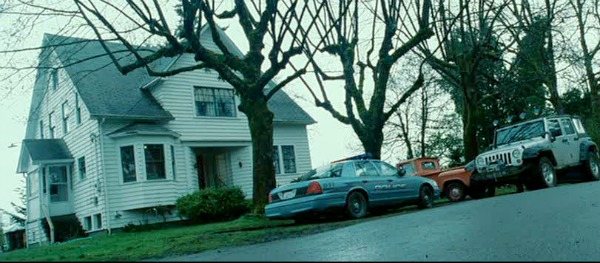 Bella Swan's house in the movie Twilight