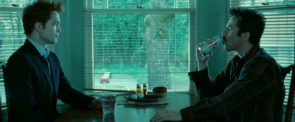 Bella's kitchen in Twilight movie Edward