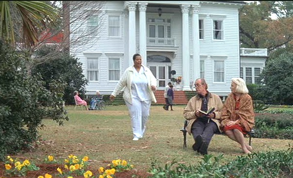 Black River Plantation as nursing home in The Notebook