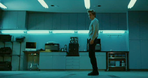 Cullen family garage in Twilight