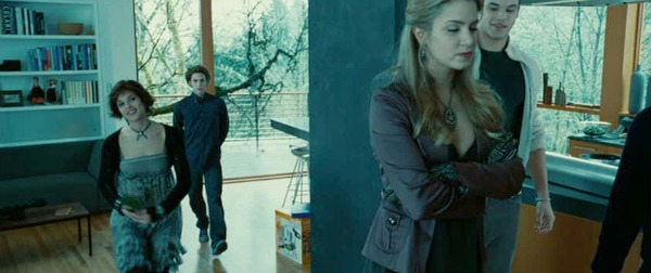 Cullen family home in Twilight movie