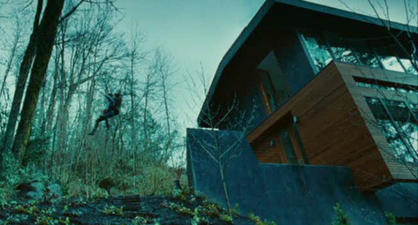 Cullen house in movie Twilight