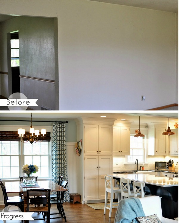 Laura's Kitchen Makeover Before and After (5)