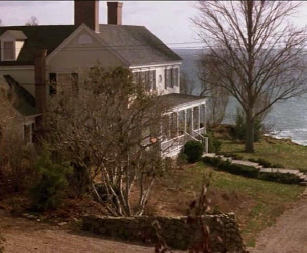 """Jack Ryan's Country House in Maryland """"Patriot Games"""" Movie 
