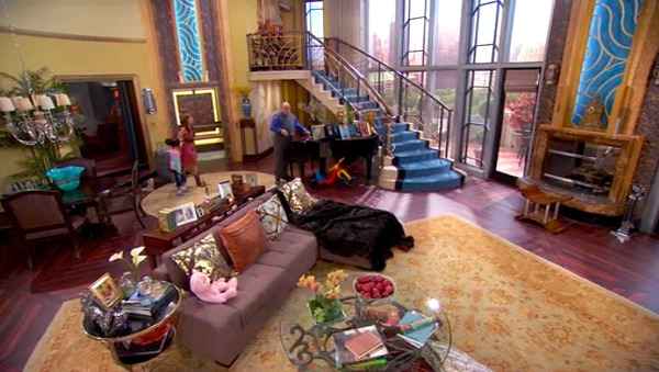 "Penthouse on the Disney Show ""Jessie"" 