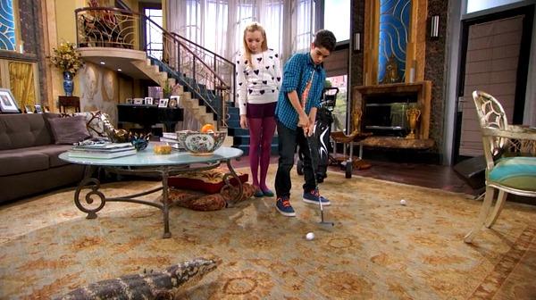 Penthouse on Disney TV Show Jessie (5)