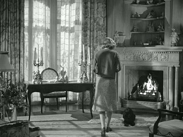 The Morning Room in the Classic Movie Rebecca