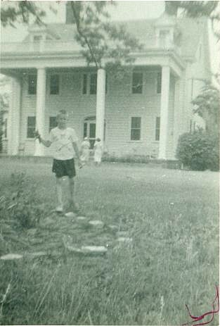 The Notebook-Noah's house in 1956