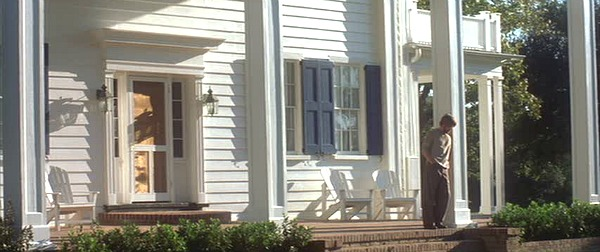 The Notebook movie house front porch