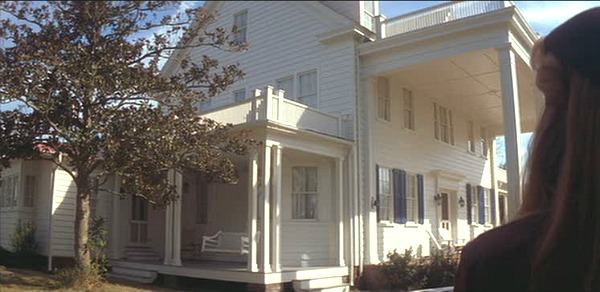The Notebook movie house side porch