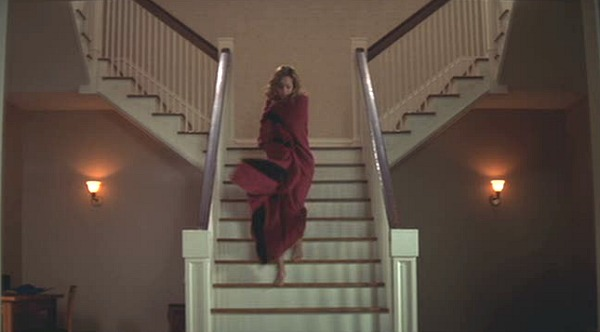 The Notebook movie house staircase