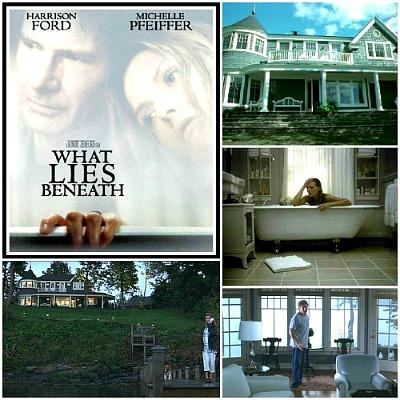 What Lies Beneath movie house