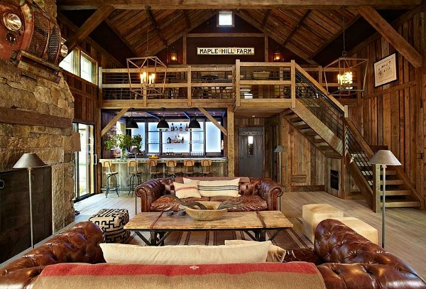music barn designed by Kelly & Co