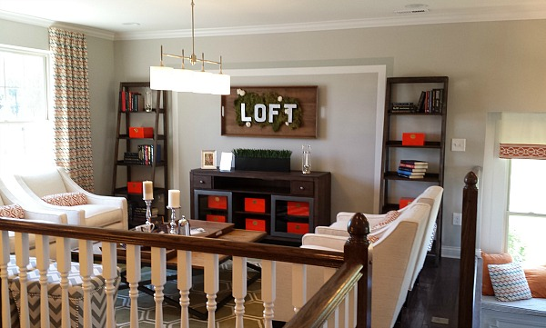 garage game room decorating ideas - 10 Decorating Ideas Spotted in a Model Home Hooked on Houses
