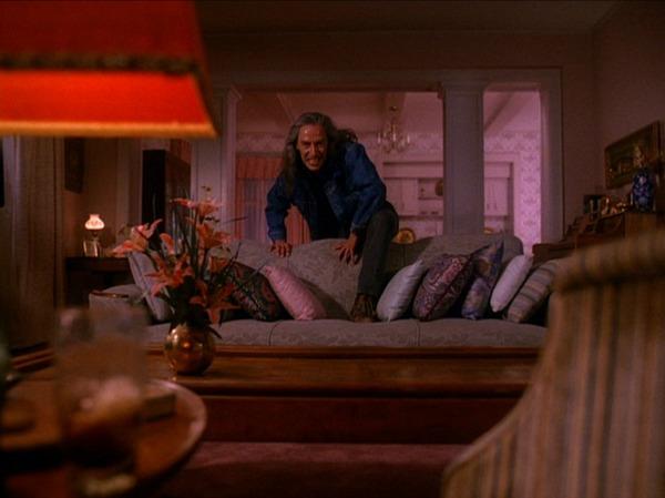 Demon named BOB in Twin Peaks